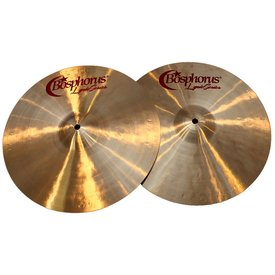 "Bosphorus Bosphorus Lyric Series 14"" Hi Hat Cymbals"