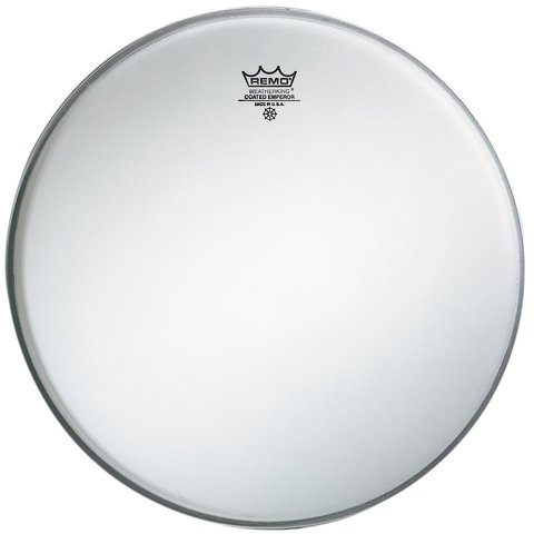 "Remo Coated Emperor 22"" Diameter Bass Drumhead"
