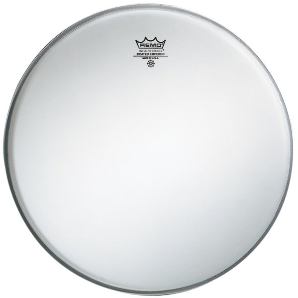 "Remo Remo Coated Emperor 22"" Diameter Bass Drumhead"