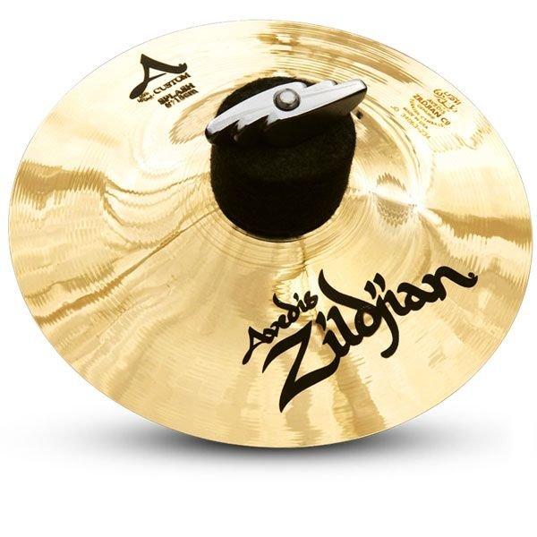 "Zildjian A Custom 12"" Splash Cymbal Brilliant"