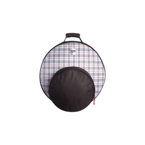 "Sabian Sabian Fast 22"" Bold Cymbal Bag; Plaid"