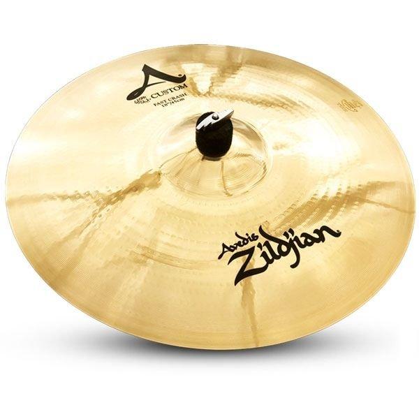 "Zildjian A Custom 18"" Fast Crash Cymbal"
