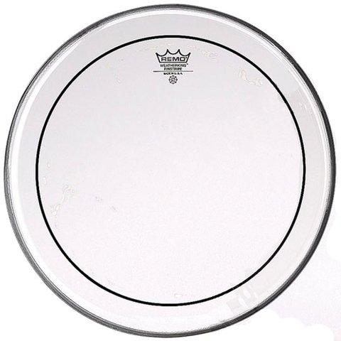 "Remo Clear Pinstripe 14"" Diameter Batter Drumhead"