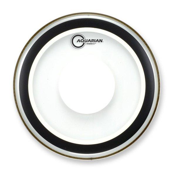 "Aquarian Aquarian Studio-X Series 8"" Drumhead with Pad"