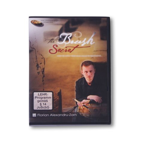 Florian Alexandru-Zorn: The Brush Secret DVD