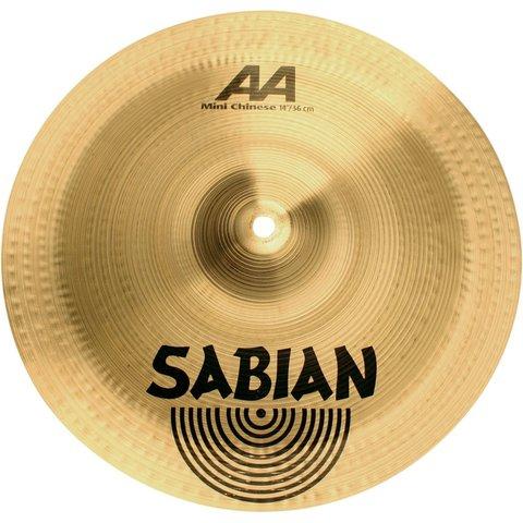 """Sabian AA 14"""" Mini Chinese Cymbal"""