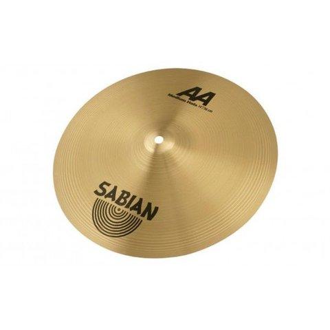 """Sabian AA 14"""" Medium Hi Hat Cymbals"""