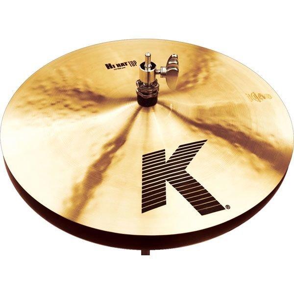 "Zildjian K Series 13"" Hi Hat Cymbals"