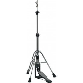 Yamaha Yamaha 1200 Series Two Single-Braced and One Double-Braced Leg Direct Pull Drive Hi Hat Stand