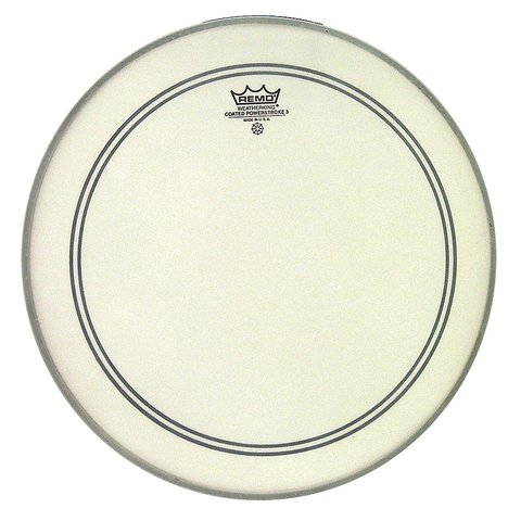 "Remo Coated Powerstroke 3 13"" Diameter Batter Drumhead"
