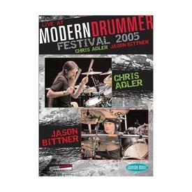 Hal Leonard Chris Adler & Jason Bittner: Modern Drummer Festival 2005 DVD