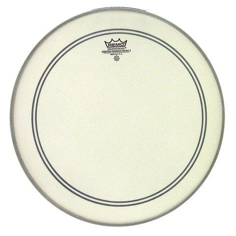 "Remo Coated Powerstroke 3 15"" Diameter Batter Drumhead"