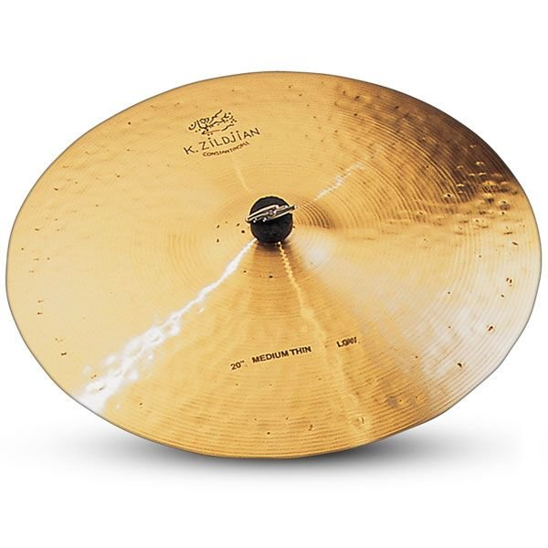 "Zildjian K Constantinople 20"" Medium Thin Ride Low Cymbal"