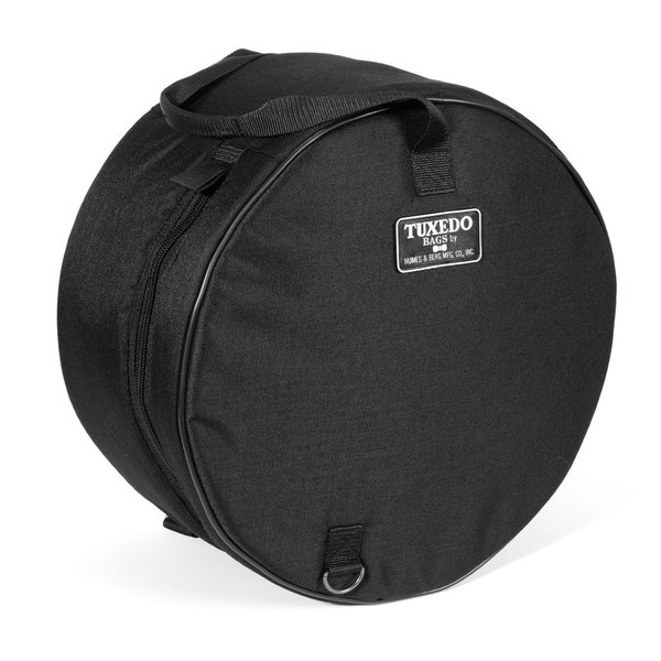 Humes and Berg Humes and Berg 14X20 Tuxedo Padded Black Bag
