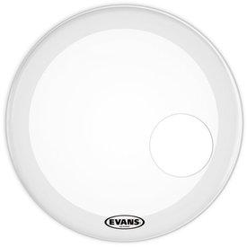 "Evans Evans EQ3 Resonant Frost 26"" Bass Drumhead"
