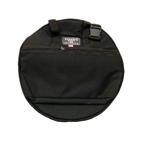 "Humes and Berg 22"" Tuxedo Cymbal Bag w/Hi Hat and Back Pack"