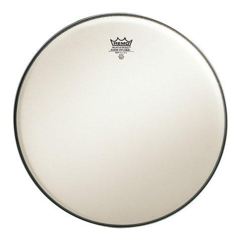 """Remo Suede Diplomat 16"""" Diameter Batter Drumhead"""