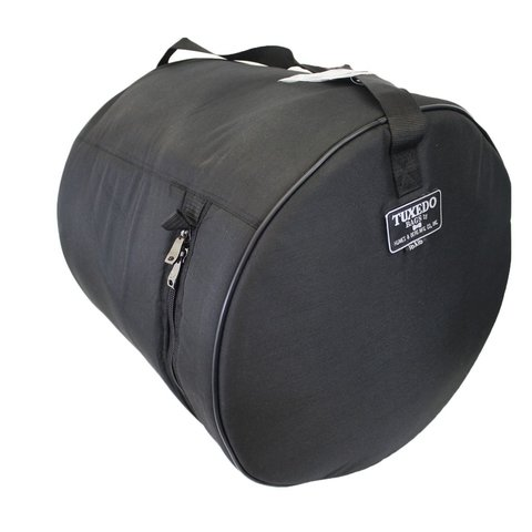 Humes and Berg 8X12 Tuxedo Padded Black Bag