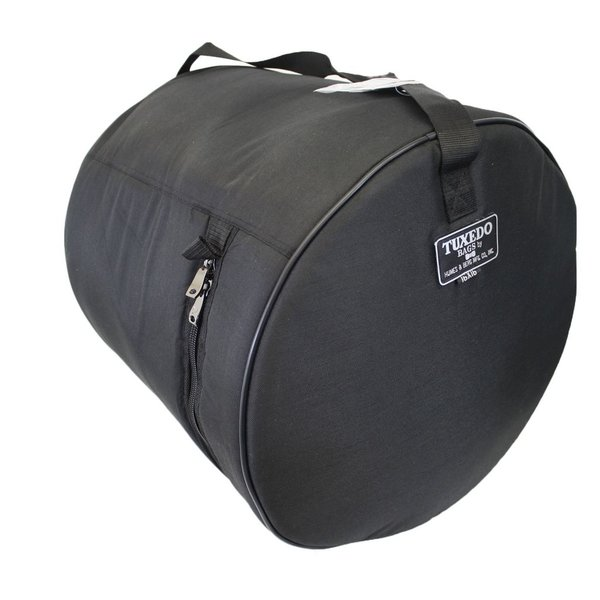 Humes and Berg Humes and Berg 8X12 Tuxedo Padded Black Bag