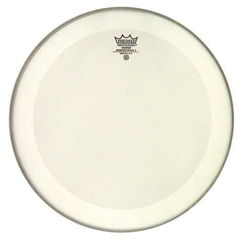 "Remo Coated Powerstroke 4 18"" Diameter Batter Drumhead"