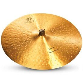 "Zildjian K Constantinople 22"" Thin Ride Over Hammmered Cymbal"