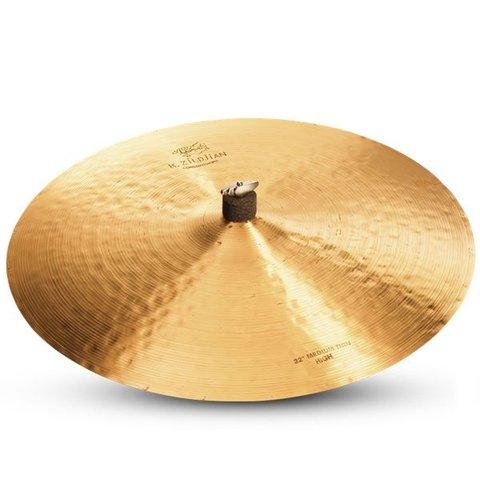 "Zildjian K Constantinople 22"" Medium Thin Ride High Cymbal"