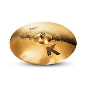 "Zildjian Zildjian K Series 21"" Crash Ride Cymbal Brilliant"