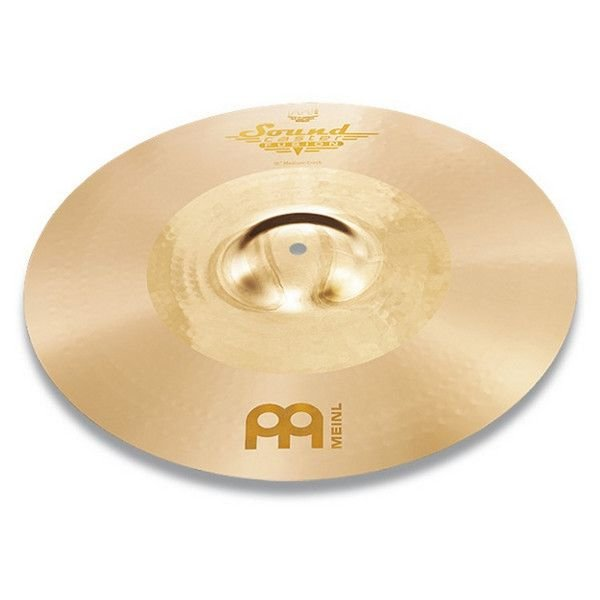 "Meinl Meinl Soundcaster Fusion 16"" Powerful Crash Cymbal"