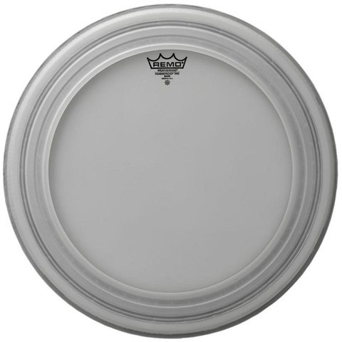 "Remo Coated Powerstroke Pro 24"" Diameter Bass Drumhead"