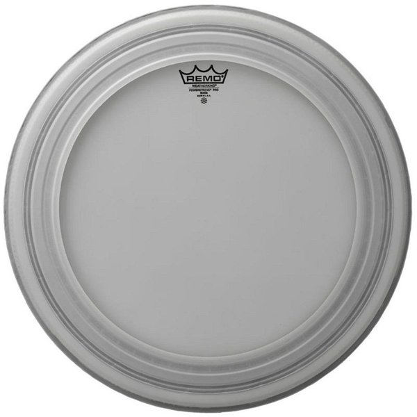 "Remo Remo Coated Powerstroke Pro 24"" Diameter Bass Drumhead"