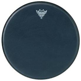 """Remo Remo Black Suede Emperor 12"""" Diameter Batter Drumhead"""
