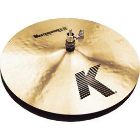 "Zildjian K Series 14"" Mastersound Hi Hat Cymbals"