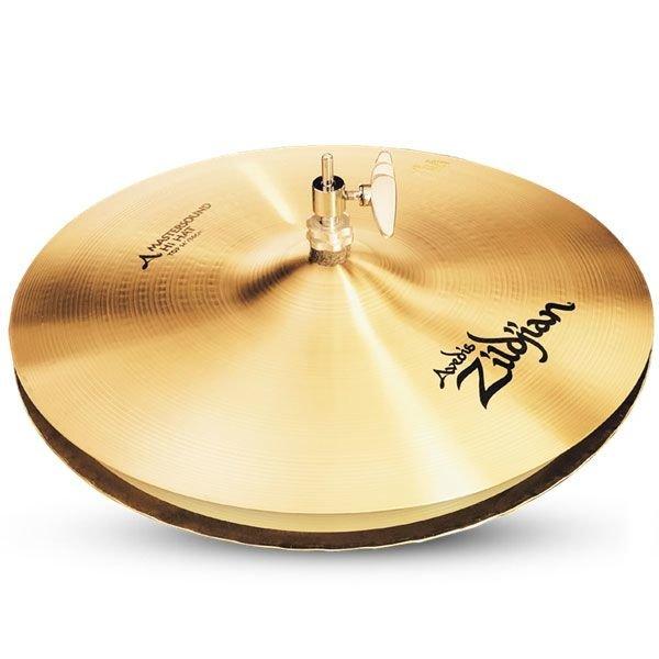 "Zildjian A Series 14"" Mastersound Hi Hat Cymbals"