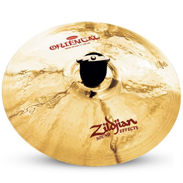 "Zildjian FX Series 11"" Trash Splash Cymbal"