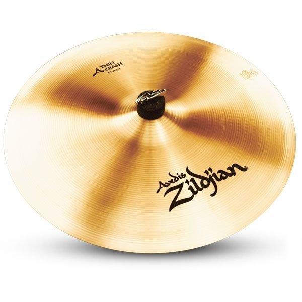 """Zildjian A Series 17"""" Thin Crash Cymbal"""