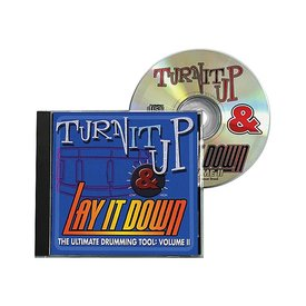 Turn It Up & Lay It Down (Volume 2) CD