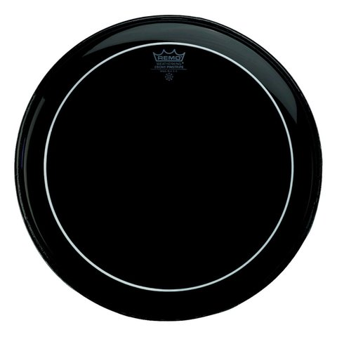 "Remo Ebony Pinstripe 13"" Diameter Batter Drumhead"