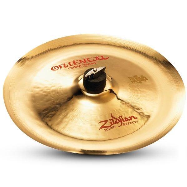 "Zildjian FX Series 20"" Oriental China Trash Cymbal"