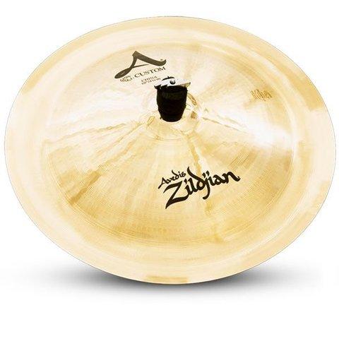 """Zildjian A Custom 18"""" China Cymbal"""
