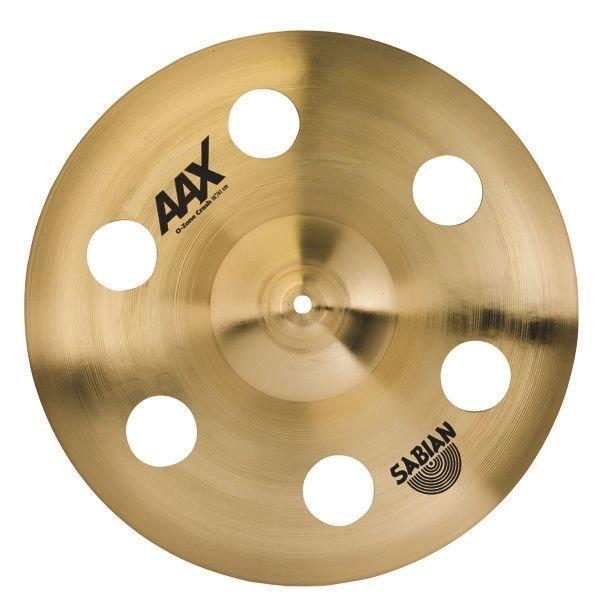 """Sabian Sabian AAX 16"""" O-Zone Crash Cymbal Brilliant"""