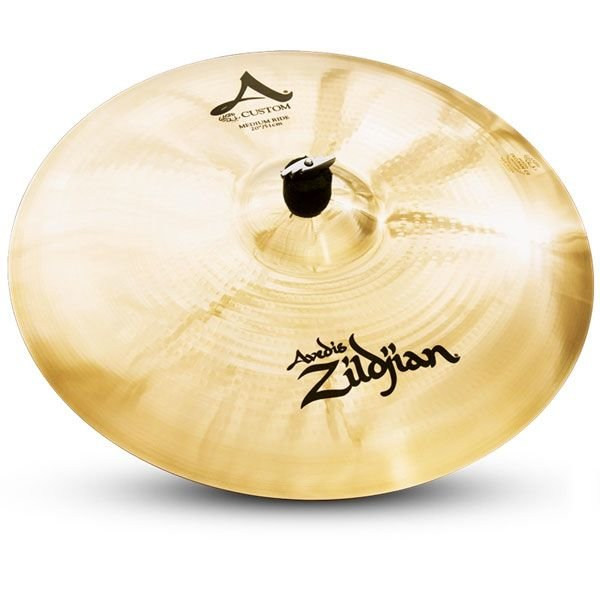 "Zildjian Zildjian 20"" A Custom Medium Ride"