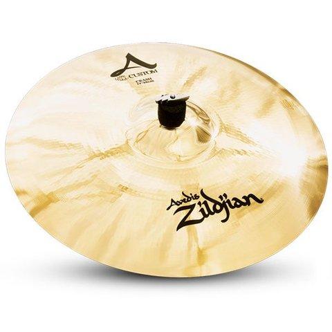 "Zildjian A Custom 19"" Crash Cymbal Brilliant"