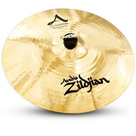 "Zildjian A Custom 18"" Medium Crash Cymbal"