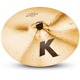 "Zildjian Zildjian 18"" K Custom Dark Crash"