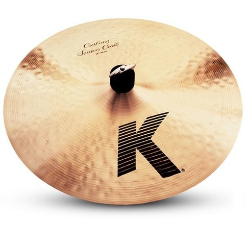 "Zildjian K Custom 18"" Session Crash Cymbal"