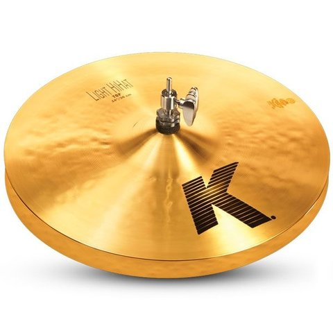 "Zildjian K Series 14"" Light Hi Hat Cymbals"