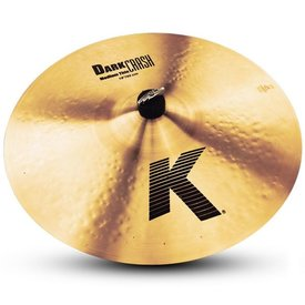 "Zildjian Zildjian 18"" K  Dark Crash Medium Thin"