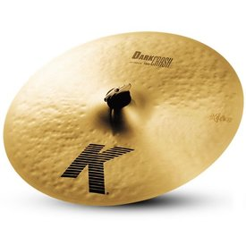 "Zildjian K Series 16"" Dark Thin Crash Cymbal"