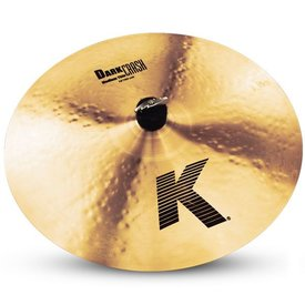 "Zildjian K Series 16"" Dark Medium Thin Crash Cymbal"