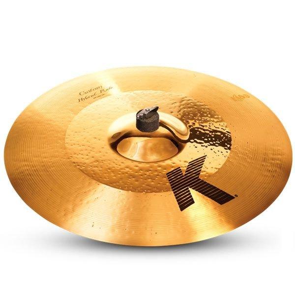 "Zildjian K Custom 21"" Hybrid Ride Cymbal"